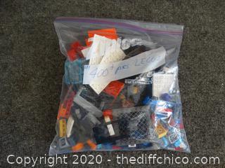 400 Piece Legos