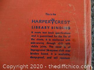 1958 Danny The Dinosaur Book