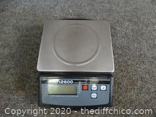 Digital Scale untested