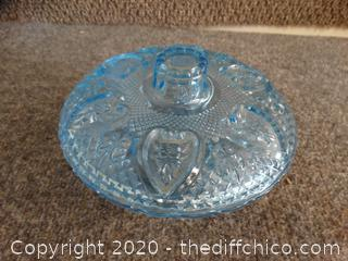 Blue Candy Dish