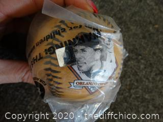 SF Giants Legends Baseball Orlando Cepeda