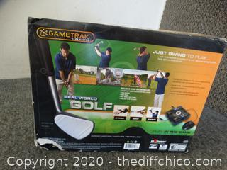 Real World Golf Game PS2