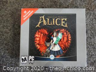 PC CD Rom Software Games