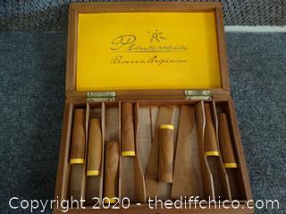Cigar Cutters & Cigar Box