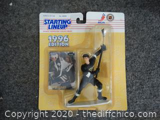 1996  Mike Modano Figurine NIB