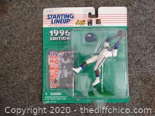1996 Cris Carter Figurine NIB