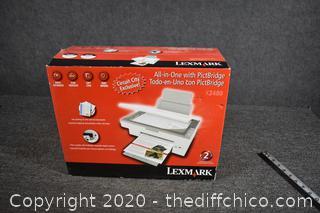 NIB Lexmark Printer