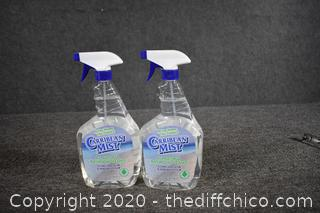 2 NIB bathroom Cleaner