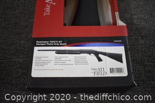 NIB Shotgun Pistol Grip Stock