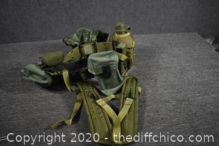Tactical Belt size M down to 30in