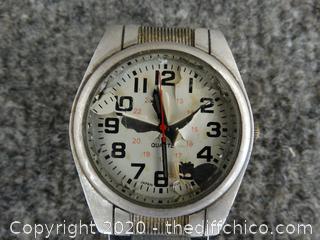 Mens Quartz Watch