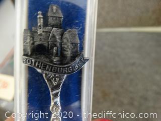 Rothenburg O.G.T. Silver Spoon