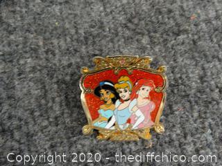 Disney Princess Pin