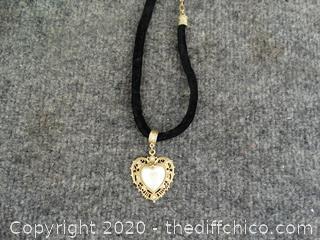 Velvet Rope Necklace