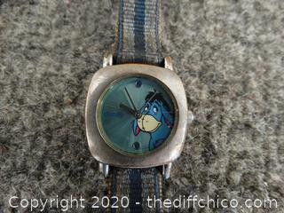 Disney  Eeyore Watch