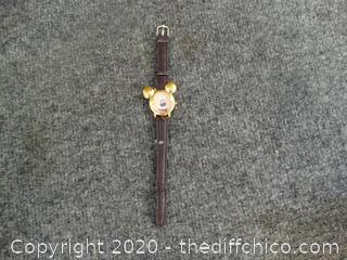 Mickey Mouse Disney Watch