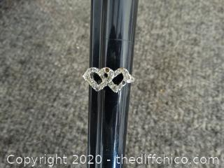 Heart Ring 8.5