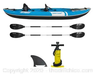 Driftsun Voyager 2 Person Inflatable Kayak (J8)