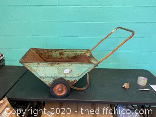 Old Garden Cart (J12)