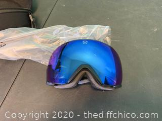 Winterial Snowboard/Ski Goggles - Black (J17)