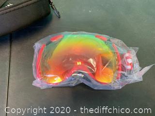 Winterial Globe Goggles - Red (J19)
