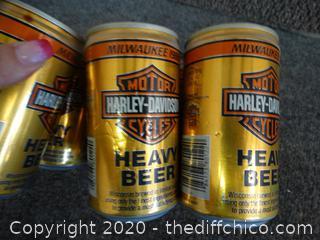 Harley Davidson Beer LOOKS only