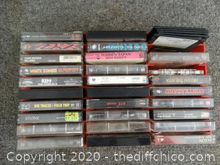 Iron Maiden Cassettes & More