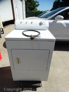 Frigidaire  Dryer untested Electric