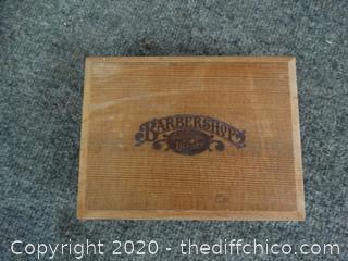 Barbershop Old Fashioned  Shaving Kit