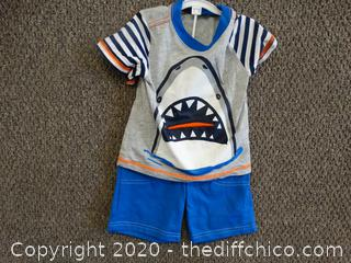 2 T Boys OutFit