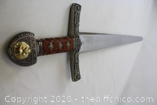 "KING RICHARD'S 42"" REPLICA SWORD"