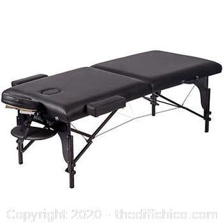*NEW* Best Massage Two-Fold Portable Massage Table BMC100