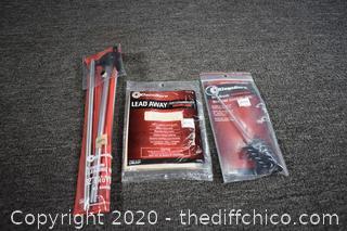 NIB Kleen Bore Gun Cleaning Tools