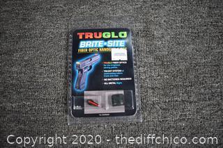TRUGLO Briste-Site - Fiber Optic Handgun Sight