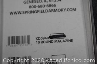 2 NIB XD Gear Magazine