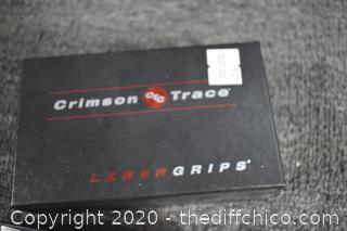 NIB Crimson Trace Rubber Overmold Front Activation