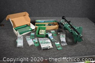 NIB RCBS Reloading Equipment, Power Measure, APS Strip Loader and More