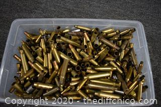 Brass Reloading Shell Casings