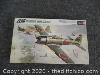 WWII Fighter Plane Model