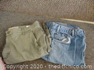 Mens Pants 38x30