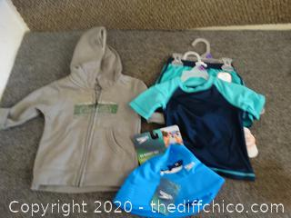12 Month Clothes new