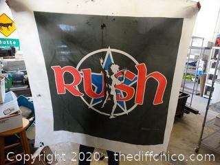 Rush Flag 42x44