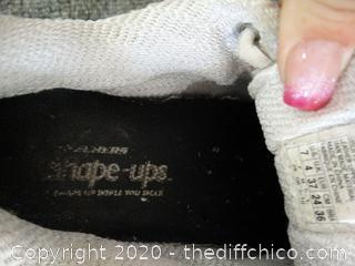 Sketchers Shape-up Shoes 7