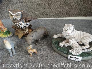 Animal Figurines