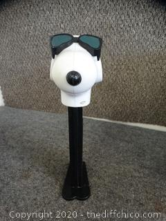 Large Snoopy Pez Dispenser