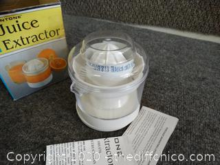 Juice Extractor NIB