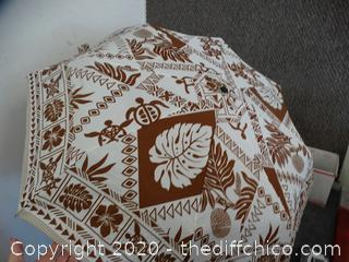 Hawaiian Umbrella