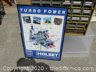 Turbo Power Sign