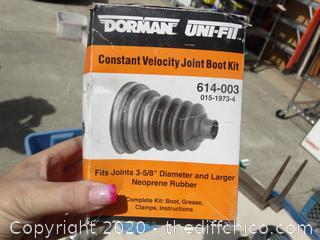 Dorman Unifit Joint Boot Kit
