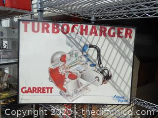 Turbo Charger Picture